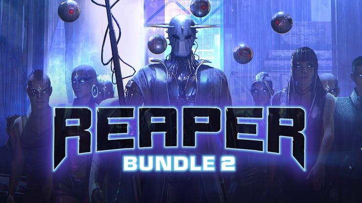 Reaper Bundle 2 (10 juegos steam) Fanatical