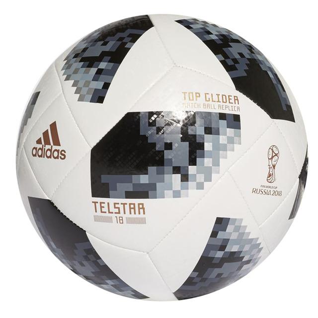 Balón de fútbol Mundial de Rusia 2018 Adidas Telstar Top Glider