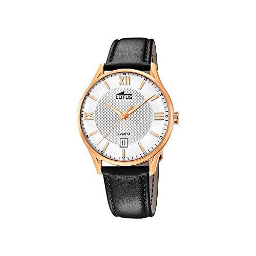 Lotus Reloj Analógico 26,12€ (SOLO 2 UNIDADES)