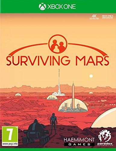 Surviving Mars a buen precio para Xbox one (físico)