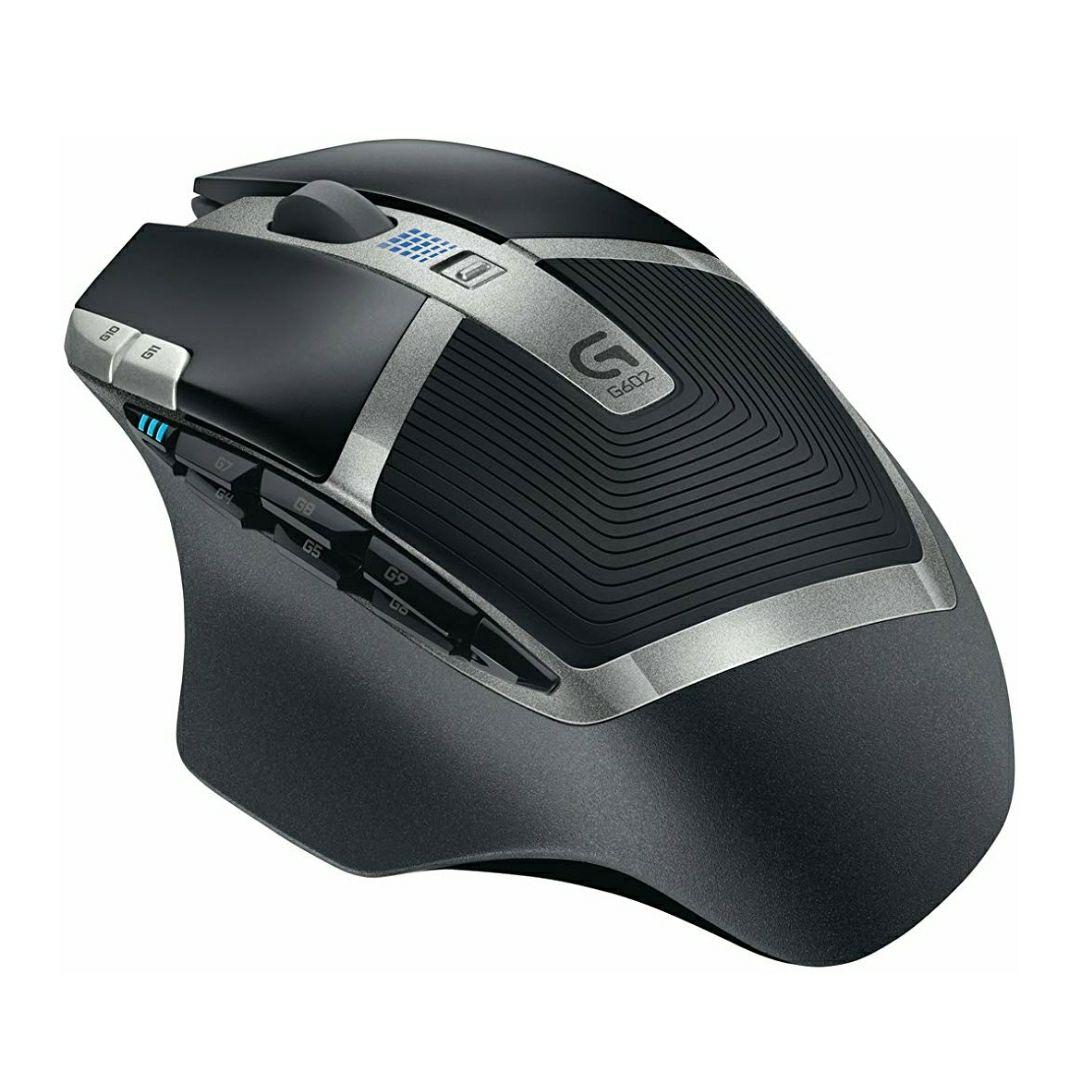Ratón gaming inalámbrico Logitech G602