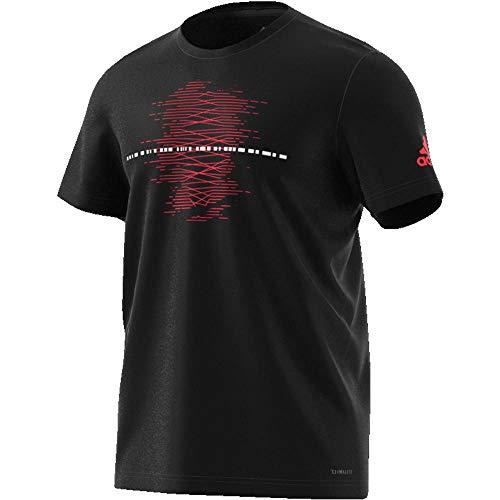 adidas Mcode Graph tee Camiseta, Hombre