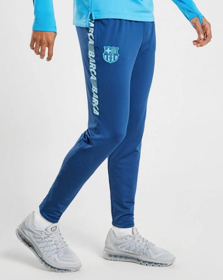 Nike pantalón de chándal FC Barcelona Squad talla M
