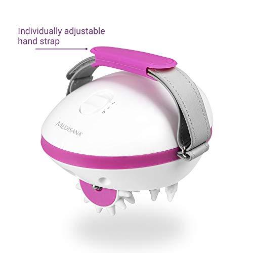 Medisana AC 850 Masajeador para celulitis para una piel más firme, auto-masaje