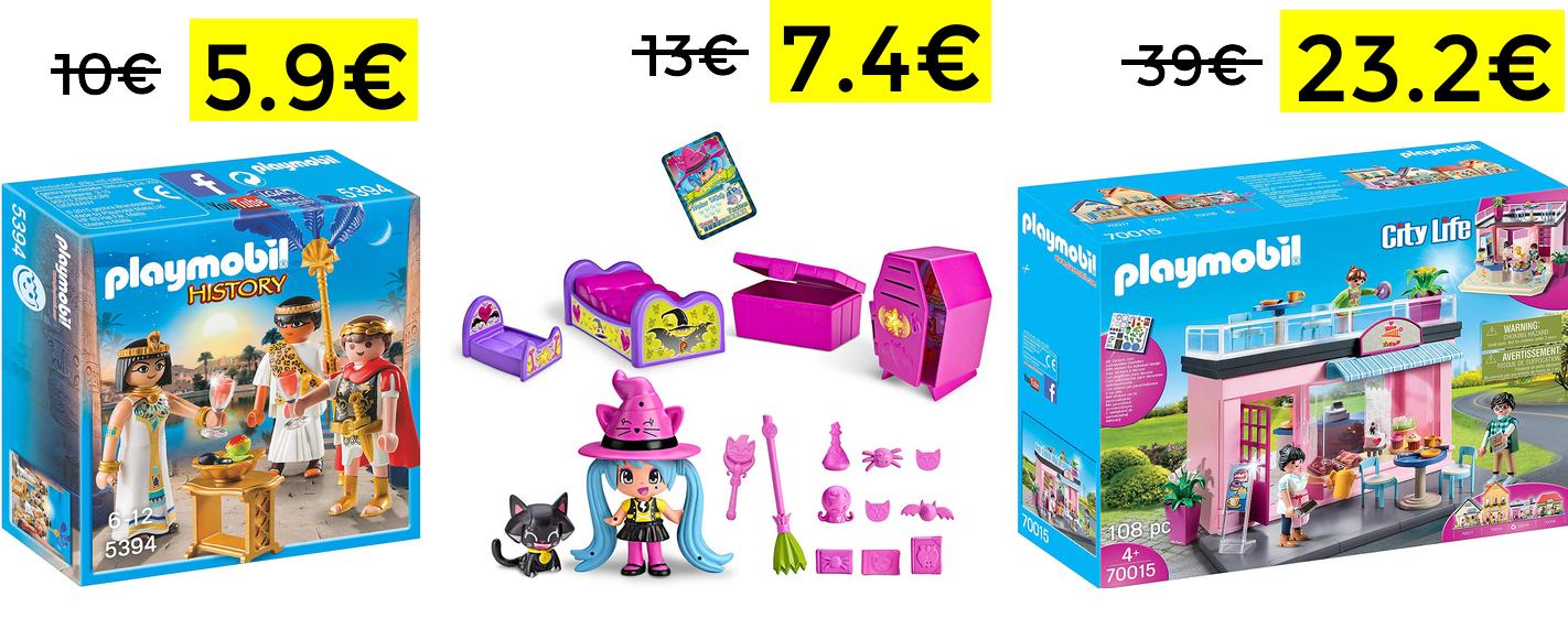Buenos precios en juguetes desde Amazon