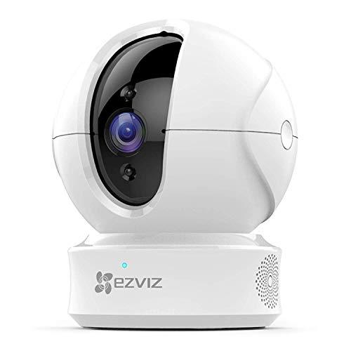 1080p Cámara de Seguridad Pan/Tilt WiFi de Vigilancia por solo 44,99 €