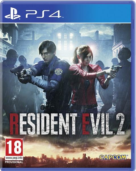 Resident Evil 2 Remake Físico