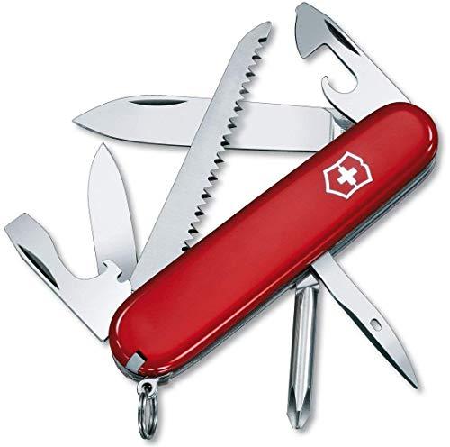Victorinox Hiker de acero inoxidable con 7 funciones