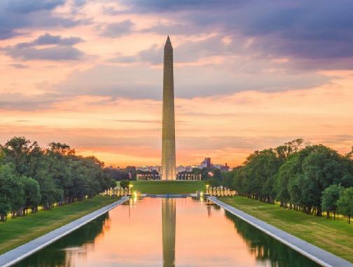 MAYO Vuelos directos a Washington desde 279€ ida y vuelta