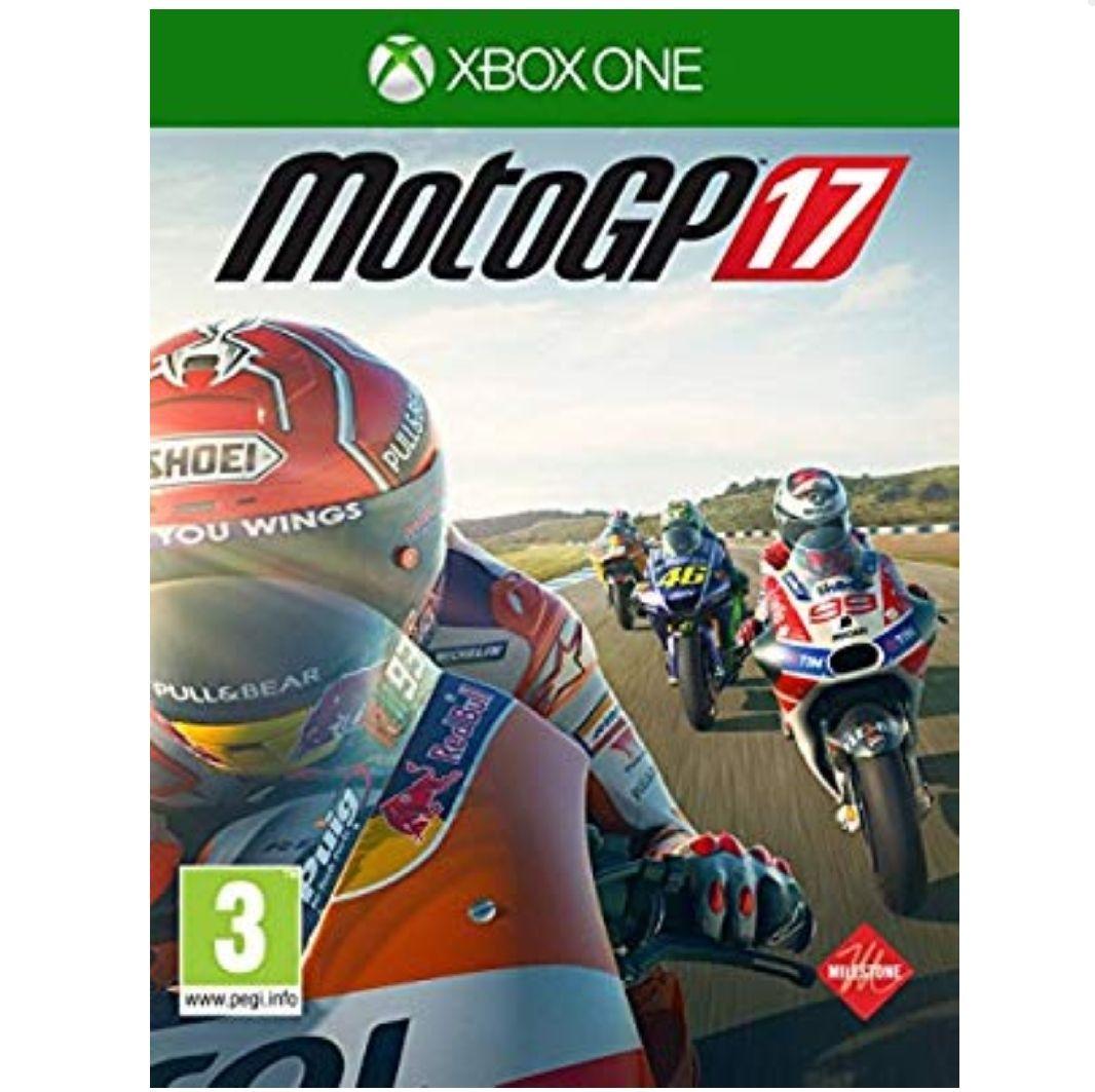 MotoGP17 para XBOX ONE