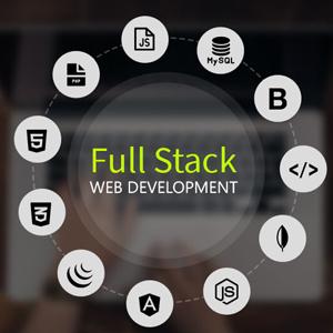 Curso gratis Desarrollador WEB Full Stack ( Inglés)