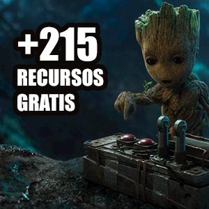 +215 recursos gratuitos :: Cursos y Libros ( Español, Inglés)