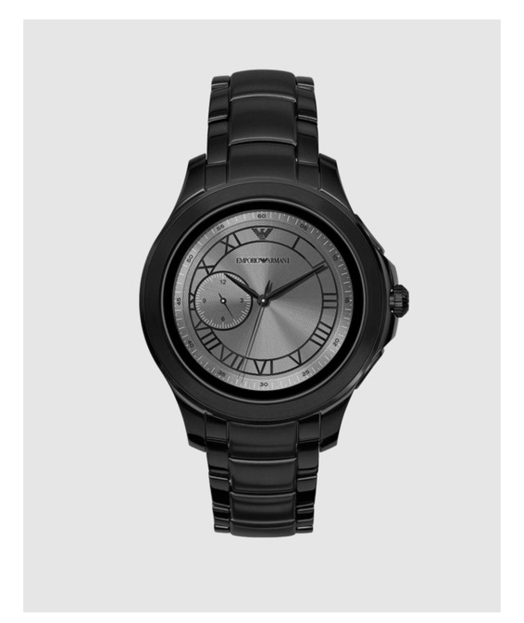 Emporio Armani ART5011 Reloj Inteligente Black