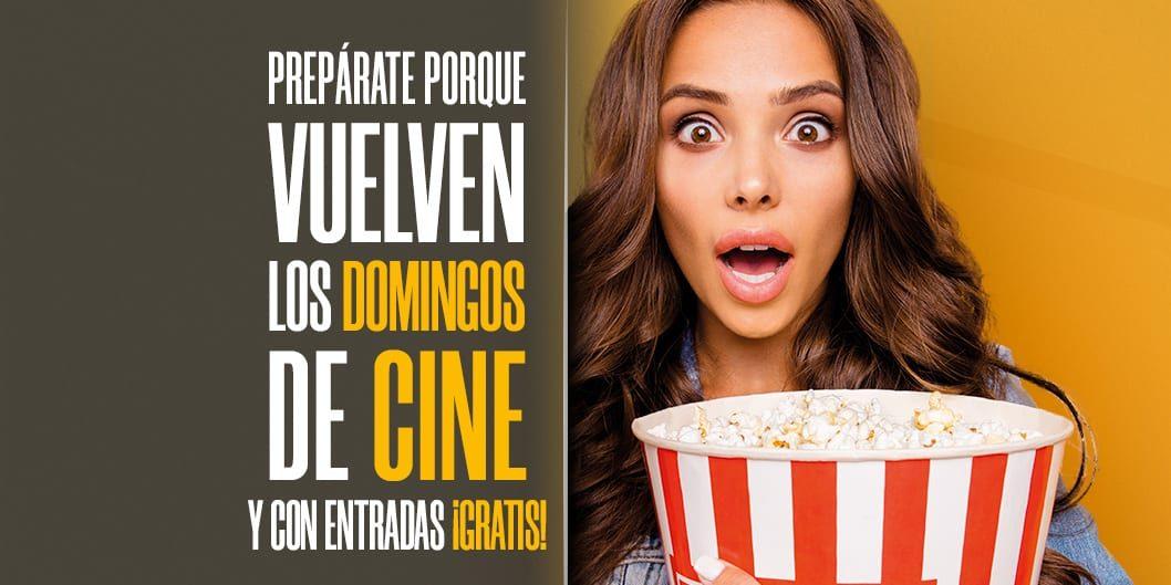 Regalo de entradas de Cine en Área Sur consumiendo 20€ en el área de restauración