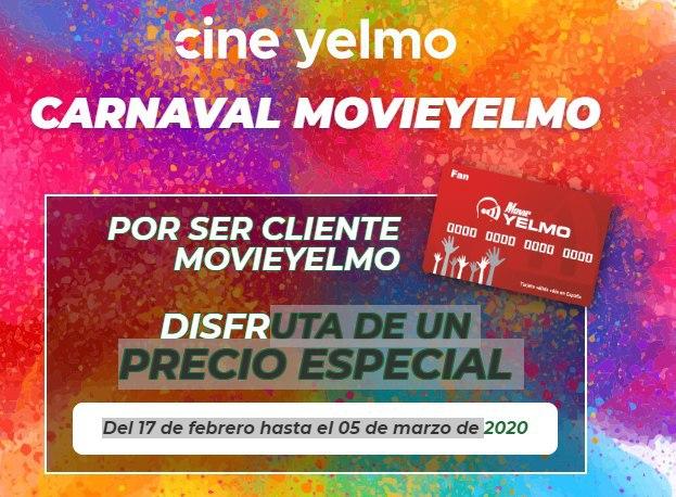 Carnaval Movie Yelmo