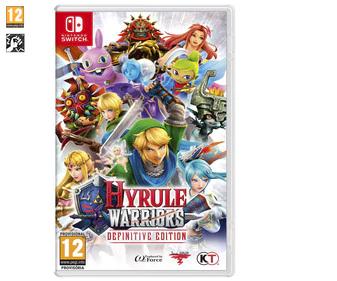 Hyrule Warriors - Edición definitiva [Nintendo Switch]