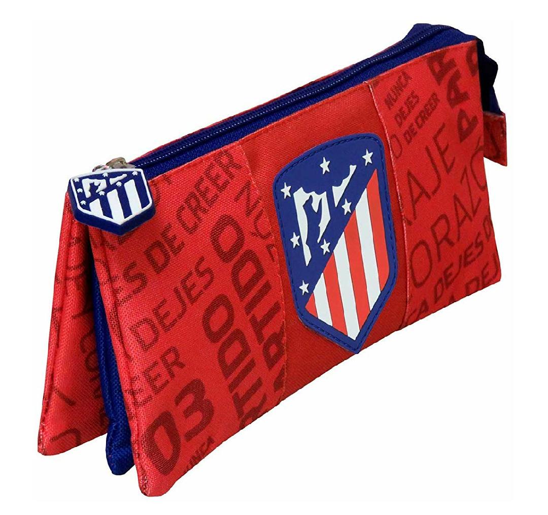 Estuche triple del Atlético de Madrid