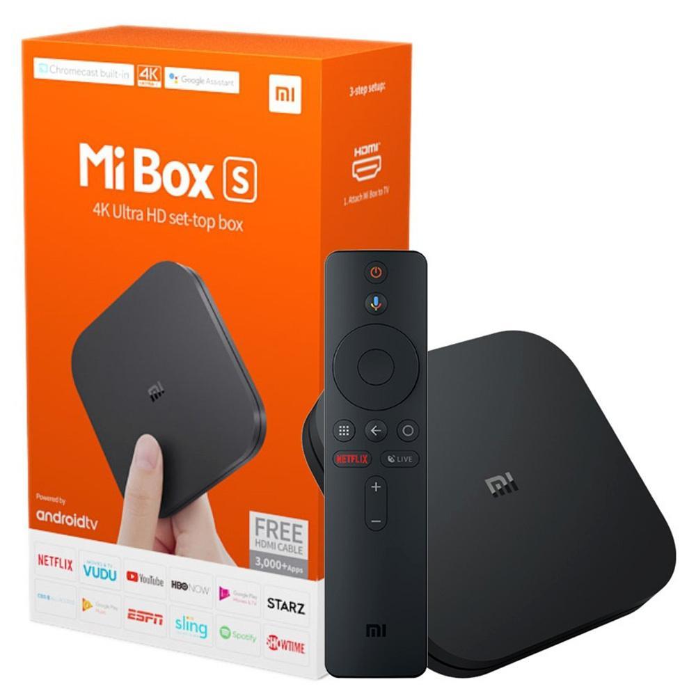 Xiaomi TV BOX S Versión Global