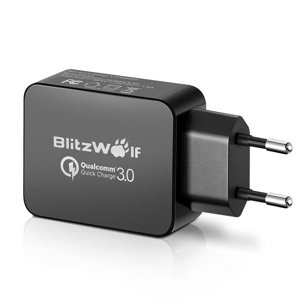 Cargador BlitzWolf BW-S5 QC3.0 18W