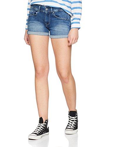 Pepe Jeans Pantalones Cortos para Mujer talla 26W. En 2 colores.