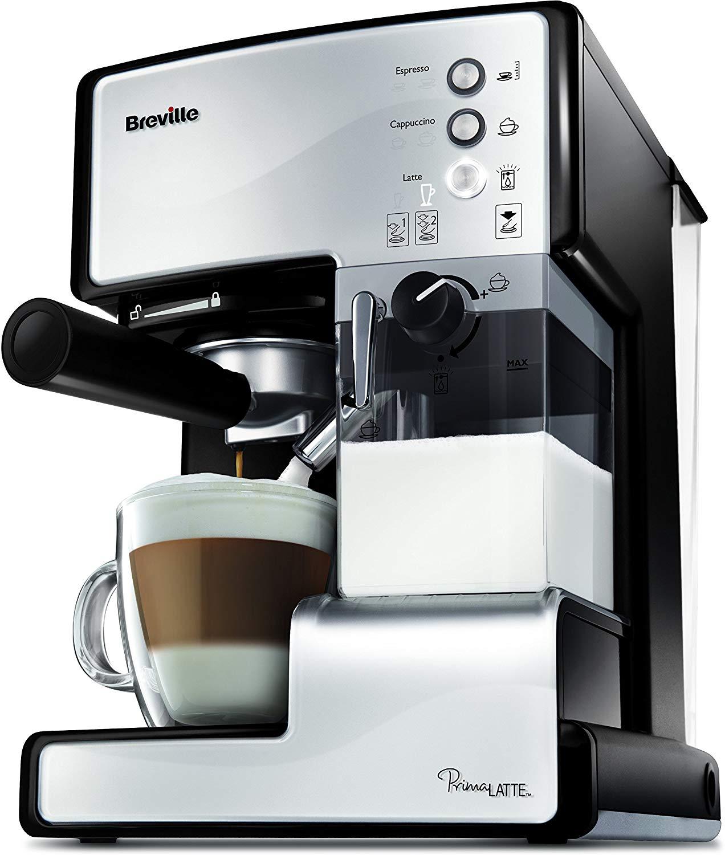 Breville VCF045X - Cafetera de expreso [REACO]