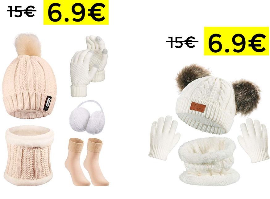 Selección conjuntos de invierno solo 6.9€