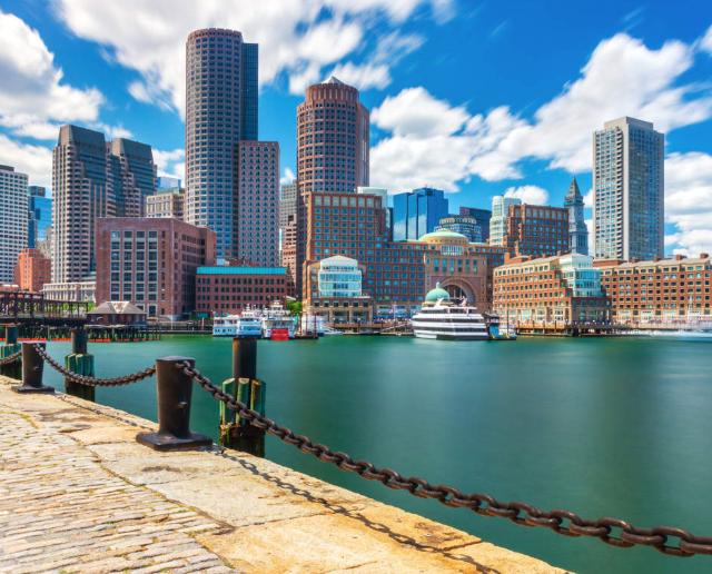 Noviembre Vuelos directos a Boston por 164€
