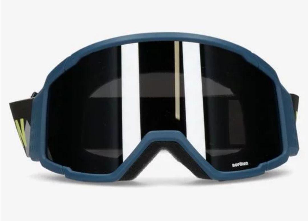 Gafas de esquí Boriken. Diseño con doble lente, tratamiento antivaho y antiarañazos. Protección 100% UV