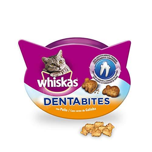 Dentabites higiene oral 40g para vuestro gatete. Pack de 8 unidades