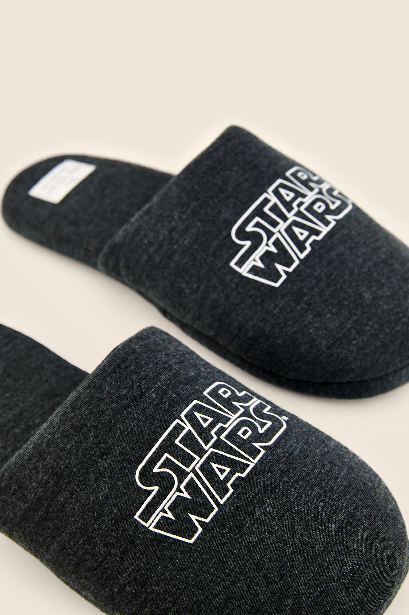 Star wars zapatillas de casa talla 45/46