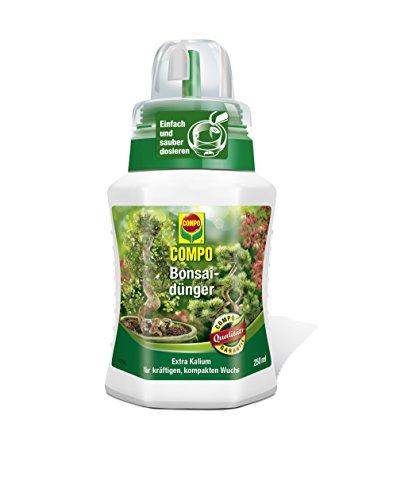 Fertilizante bonsái, 250 ml