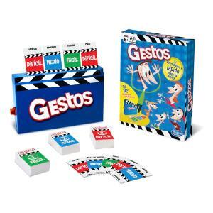 """Hasbro - Juego de mesa """"GESTOS"""""""