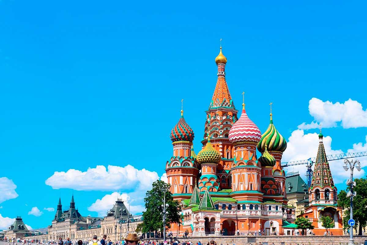 MARZO Vuelos Gerona-Moscú ida y vuelta desde 128€