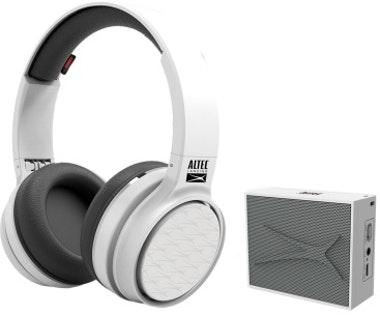 Altec Lansing Play & Party Pack (Auriculares Ring N Go + Altavoz Pocket)