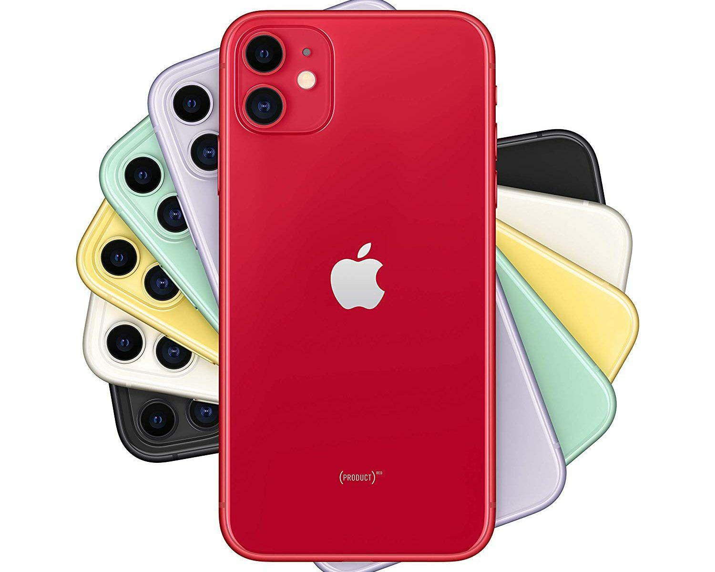 iPhone 11 64gb con promo 50€ menos