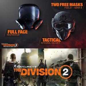 The Division 2: 2 DLC Gratis por iniciar sesión