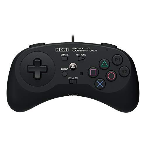 PS4 / PS3 / PC: Mando Hori - Fighting Commander especial para juegos de lucha en 2D (Precio mínimo)