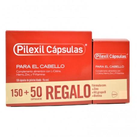 Pilexil Anticaída 150 Cápsulas + Regalo 50 Cápsulas