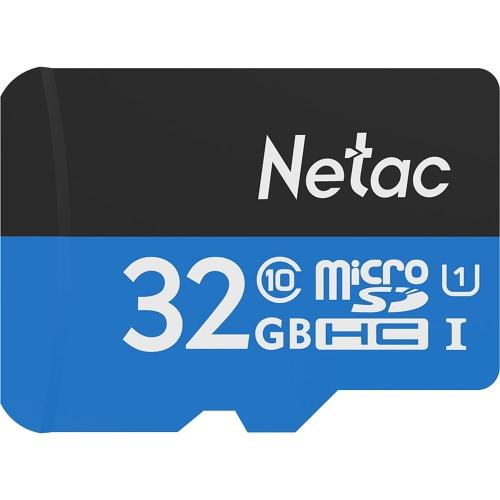Tarjeta micro Sd Netac clase 10 32 gigas 5,94€