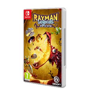 Rayman Legends: Definitive Edition (Edición Física)