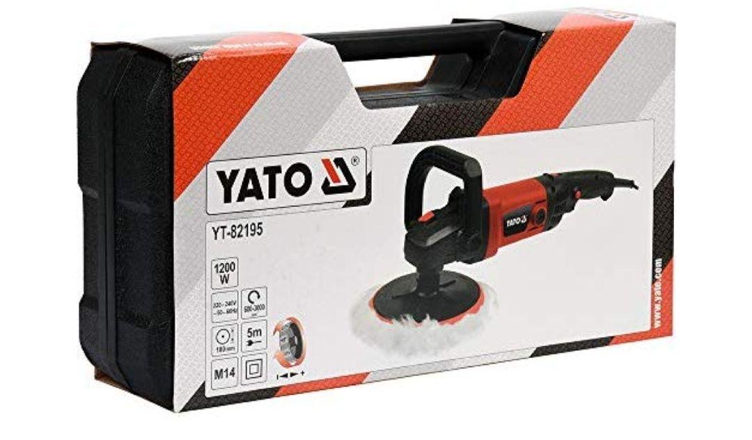 Yato YT-82195 - Polisher 1200w 180mm