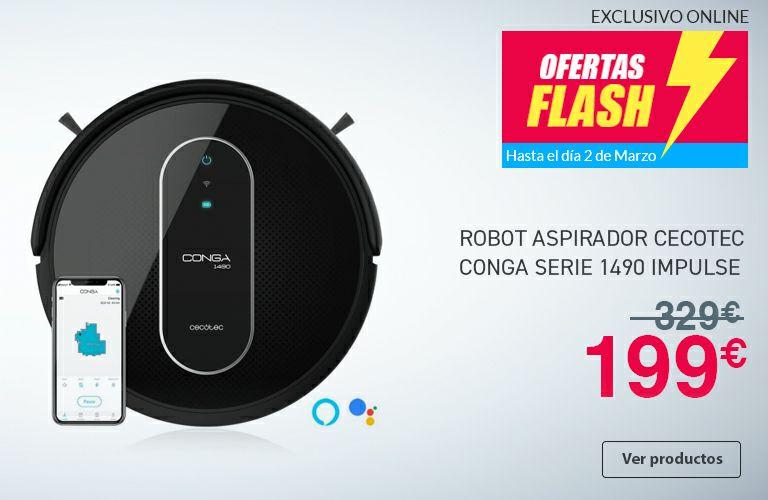 Robot Aspirador . Oferta Online en Carrefour.