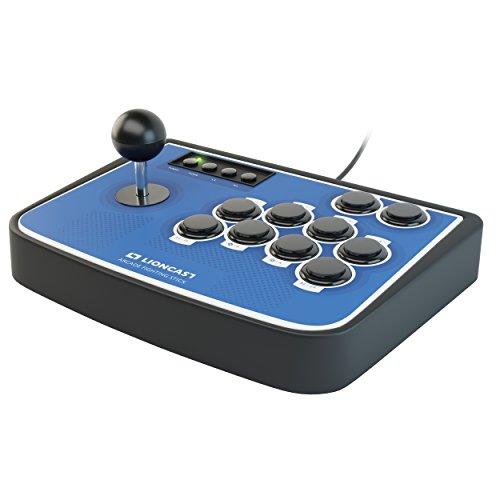 Controlador Joystick para PS4, PC y Nintendo Switch