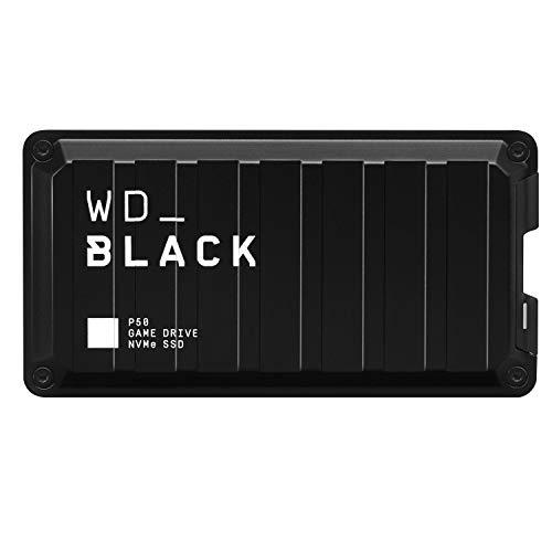 WD_BLACK P50 Game Drive SSD   500GB
