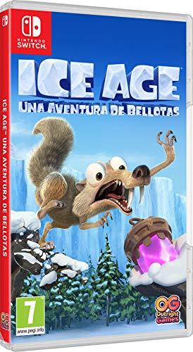 Ice Age: Una aventura de bellotas (Físico) - Nintendo Switch