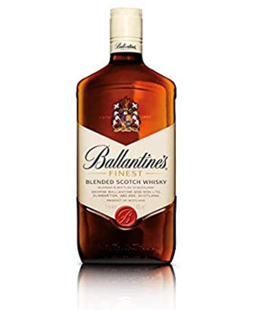 Ballantine's Finest Whisky Escocés - 1 L