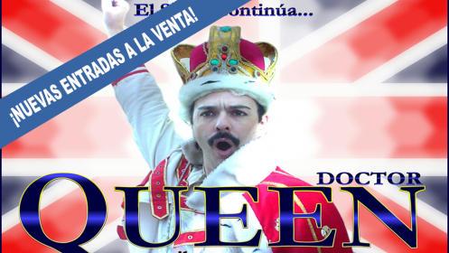 Dr. Queen en la Sala Capitol de Santiago