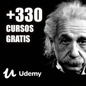 +330 cursos gratis Negocios, Emprender, Programación y otros (Udemy, Inglés)