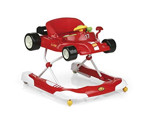 Jané, Andador F1 para bebé...para ir más rápido que Fernando Alonso