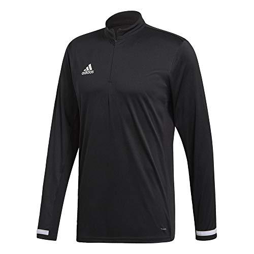 adidas T19 1/4 LS M Long Sleeved T-Shirt, Hombre talla 2XL.